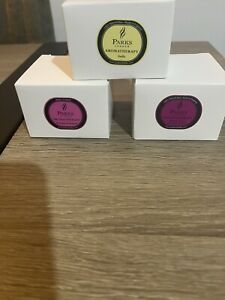 Set Of 3 Parks London Aromatherapy Candles