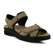 Spring Step Delray Casual Leather Crisscross Sandal