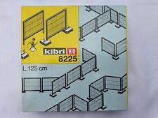 Kibri H0 8225 Bauzaun OVP