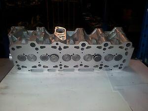 VW LT35/VW Transporter 2.5 TDI Remanufactured Complete Cylinder Head