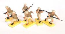 Britains Deetail-Segunda Guerra Mundial 8TH Ejército Británico Desierto ratas Set Completo De 6 * * Envío Mundial