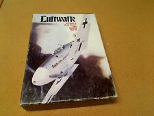 Luftwaffe - The Game of Aerial Combat Over Germany 1943 - 45 Undocumented Board
