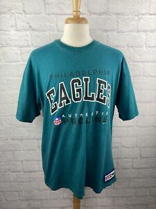 Vintage 1996 NFL Philadelphia Eagles Pro Line Champion T-Shirt Men's Size XL