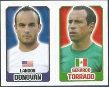 TOPPS ENGLAND 2014- #062-338-MEXICO-GERARDO TORRADO-UNITED STATES-LANDON DONOVAN