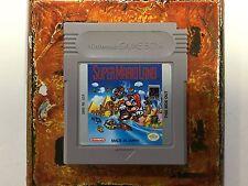 Super Mario Land Original Nintendo Gameboy Clean Tested Authentic