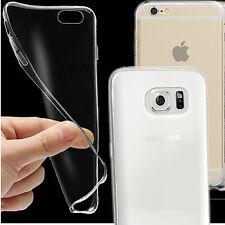 Handy Hülle für Samsung Galaxy J5 2016 Bumper DUOS Case TPU Silikon transparent