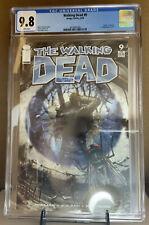 Walking Dead #9 CGC 9.8 2004 DEATH OF DONNA / 1ST OTIS + WD #1 STORE EXCLUSIVE