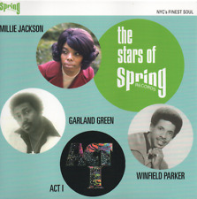 STARS OF SPRING RECORDS NEW LTD 4 TRACK VINYL EP 45 SOUL 70s MODERN Listen (KENT