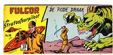 Fulgor de stratosfeerpiloot n. 18 piccolo Paesi Bassi Walter Lehning 1953/54 z1