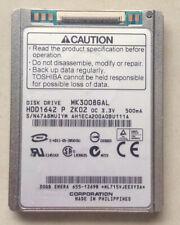 new MK3008GAL 1.8-inch micro hard drive interface ce ZIF 30G IPOD CLASSIC VIDEO