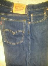 LEVI'S 517 NEW LADYS LEG CUT W34,LENGTH 24 INCHES