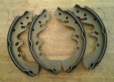 PBSF189 rear brake shoes to fit Hyundai Stellar Mazda 626 RX4 RX7