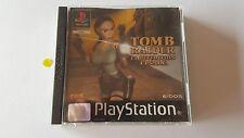 TOMB RAIDER : LA REVELATION FINALE / jeu Playstation 1 - PS one / PAL
