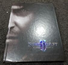 Limited Edition Starcraft 2 Wings of Liberty Strategy Guide