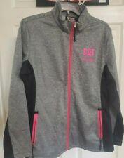 #31 CAT Racing ladies activewear jacket NWOT Chase size L