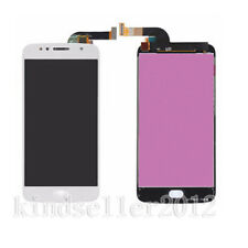 Motorola Moto G5S XT1797 XT1795 Full White LCD Display Touch Screen Digitizer