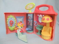 Littlest Pet Shop Playset Purrfection Salon Beauty Shop w Random Accessories Lot