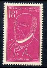 STAMP / TIMBRE FRANCE NEUF N° 1092 ** CELEBRITE VICTOR SCHOELCHER