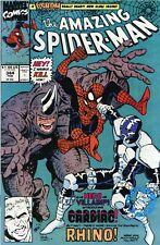 Amazing Spider-Man #344 Cletus Kasady & Cardiac 1st appearance Marvel Comic 1991