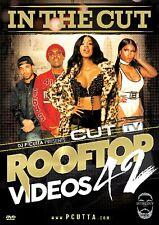 CUT TV - ROOFTOP VOL. 42 (MUSIC VIDEO DVD) Drake, Cardi B, Meek Mill, Nas, Tyga