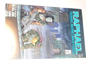 Raphael #1 2nd Printing 1987 Intro First Appearance of Casey Jones TMNT