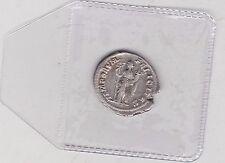 Elagabalus Romano Plata Moneda en buen estado fino