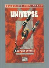 ROSS / KRUEGER . UNIVERSE N°1 à 6 ( COMPLET ) . 100% MARVEL . 2001/2002 .