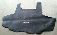 Lexus IS300 Trunk Liner Mat Cargo Carpet IS 300 OEM 01 02 03 04 05 Black