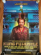 KUNG FU HUSTLE - LANDLORD 2005 Movie Release Poster PROMO ONLY!!!