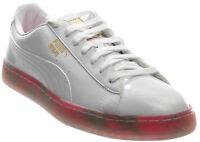 Puma Basket City MIA Sneakers - White - Mens