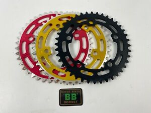 SUGINO Red Gold Black 40 41 NOS Chainring Old School BMX - Marked Graded