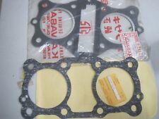 KAWASAKI NOS HEAD & BASE GASKET KZ400 Z400 11004-1008 & 11009-1004 / -1176