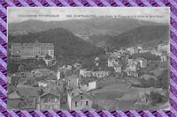 CPA 63 - CHATEL-GUYON - Les Hotels le chalusset et la vallée du sans-souci