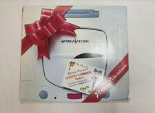 Sega Saturn édition Noel Night Chrismas console