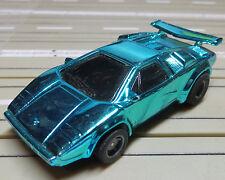für Slotcar Modellbahn - Lamborghini von Tyco !