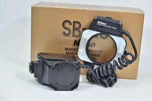 Nikon Macro Speedlight SB-29 Ring Light Flash