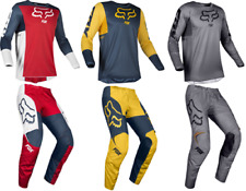 Fox Racing 180 Przm Pant & Jersey Riding Gear Combo Dirt Bike Mx Atv Off Road
