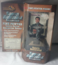 Muhammad Ali Boxing Figure Fine Pewter 2.98 Oz Sports Illustrated Cover 12-23-74