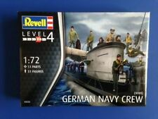 Revell German Navy Crew Wwii - 02525