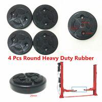 3Types 4Pcs Heavy Duty Rubber Arm Pads Car Lift Accessories for Auto Truck Hoist