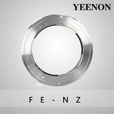 YEENON Sony E Mount  lens to Nikon Z camera STANDARD adapter