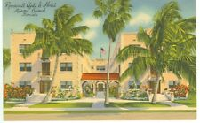 New Listing Miami Beach Florida Roosevelt Apartments Hotel Linen Flbox 774