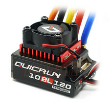 Hobbywing QuicRun 1:10 Brushless Sensored 120A ESC RC Cars Touring #10BL120