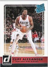CLIFF ALEXANDER 2015-16 PANINI DONRUSS RATED ROOKIE #246