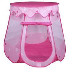 Tente de jeu cabane enfant rose