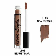 NYX BEAUTY MAR Lip Lingerie Matte Liquid Lipstick Waterproof Gloss Makeup BA