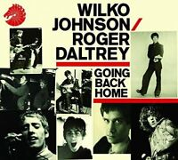 Wilko Johnson - Going Back Home [CD]