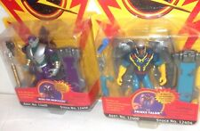 2 LOT 1996 PLAYMATES PRINCE TALON MING MERCILESS figure FLASH GORDON CARTOON MOC