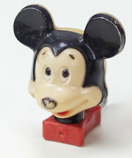 Vintage Disney Mickey Mouse Head Electric Night Light 1960s Doesn't Light Up Vtg