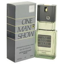 One Man Show Cologne By JACQUES BOGART FOR MEN 3.3 oz EDT Spray 400084